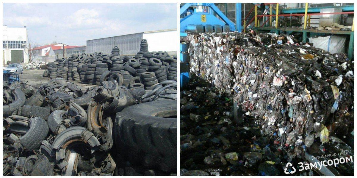 Переработка мусора спб